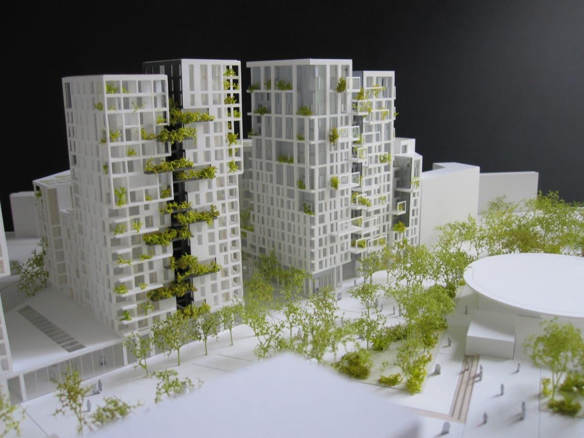Alpha Volumes Votre Expert En Maquette D 39 Architecture