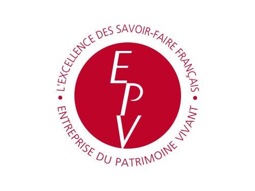 logo de l'entreprise du patrimoine vivant
